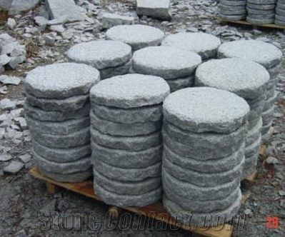 Grey Granite Stepping Stone From China Stonecontact Com