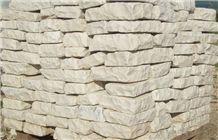 Natural Stone Walling Stone, Qafe Shtama Beige Limestone
