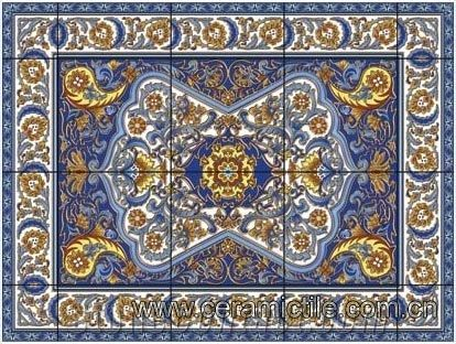 Art Floor Tile Pattern Ceramic Wall Patterns