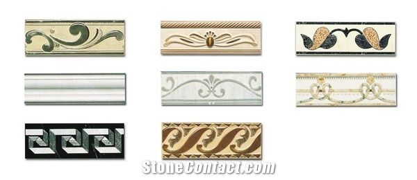 Ceramic Tile Borders Borders Tile W2247 From China