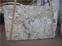 Amazon White Sucuri Granite Slabs & Tiles, Brazil White Granite