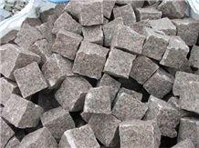 Gra Bohus Aevja Grey Granite Paving Stone