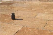 Jerusalem Red-Slayeb Exterior Flooring