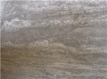 Silver Travertine Slabs & Tiles, Turkey Grey Travertine