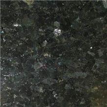 Emerald Pearl Granite Slabs & Tiles, Norway Green Granite
