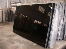 China King Black Marble,Pure Black Marble Slabs, Walling & Floor Tiles