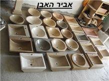 Jerusalem Stones Sink, Basin