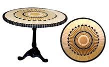 Sinu Mix Yellow Limestone Table Tops