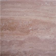 Walnut Travertine (Vein Cut) Tiles & Slabs, Brown Polished Travertine Floor Tiles, Wall Tiles