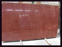 Iranian Marble Travertine Onyx Limestone Wine Red