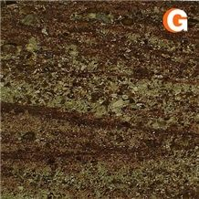 Bordeaux Santana Granite Slabs & Tiles