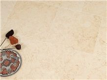 Jerusalem Desert Creme Limestone Tiles - Honed, Jerusalem Creme Limestone