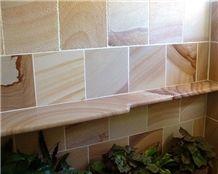 Wall Tile - Helidon Sandstone
