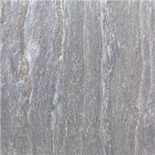 Gris Bernardos Quartzite Slabs & Tiles, Spain Grey Quartzite