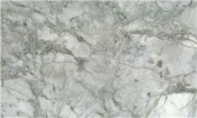 Brazilian Arabescato, Brazil White Marble Slabs & Tiles