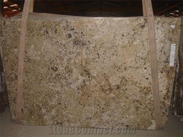 Delicatus Cream Granite Slabs Tiles From Brazil 46866