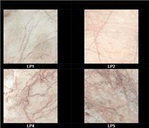 Lanno Pink Marble Series