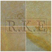 Kota Honey Limestone Slabs & Tiles, India Yellow Limestone