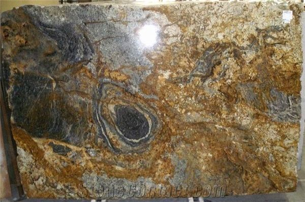 Galapagos Exotic Granite Slabs Tiles From United States