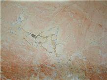 Jerusalem Red Slayeb Limestone Slabs & Tiles, Israel Pink Limestone