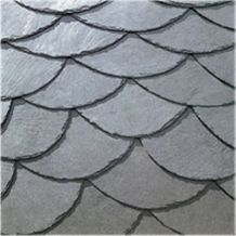 China Strata Grey Slate Roof Tiles