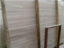Grey Line Marble-Guizhou Wood Line-Slab