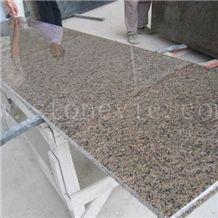 Gold Granite Countertop 48
