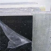 Thin Black Granite Panel 30