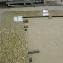 Yellow-Gold Granite Countertop 10