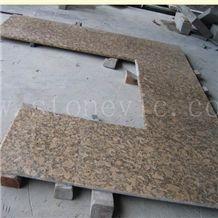Yellow Granite Countertop 16