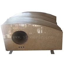 Yellow Granite Vanity Top 151