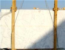 Mugla White Marble Tiles & Slabs, Polished Marble Floor Covering Tiles, Walling Tiles
