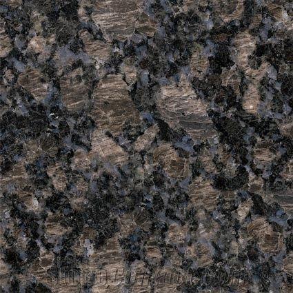 Sapphire Brown Sapphire Blue Granite From China