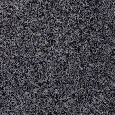 G654 Sesame Black Granite Dark Grey From China