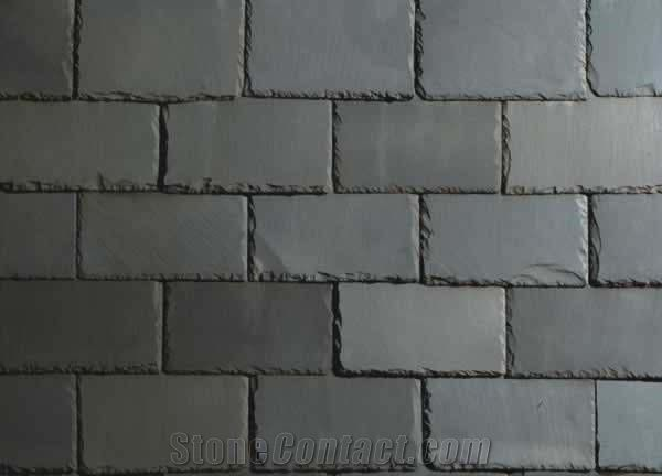 Black Roofing Slate Tile From China 49718 Stonecontact Com