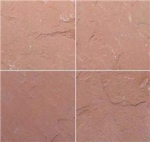 Dholpur Red Sandstone Tiles
