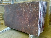 Rouge Agadir Red Marble Slabs & Tiles Morocco