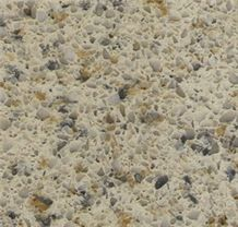 Multicolor Engineered Stone Slab YBS-069