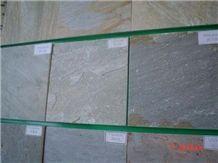 Rust Slate Tiles