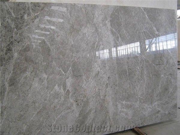 Tundra Grey Marble Slab, Turkey Grey Marble from China ...