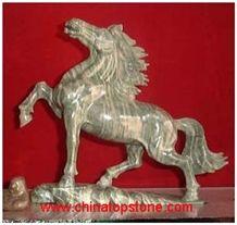 Marble Animal Sculpture