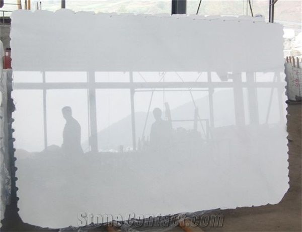 Pure White Marble Slabs From China 41343 Stonecontact Com