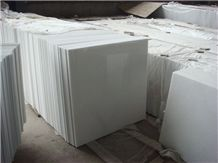 Pure White Marble Slabs & Tiles