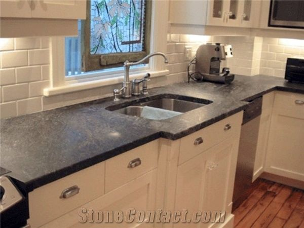 Soapstone Countertops From Canada Stonecontact Com