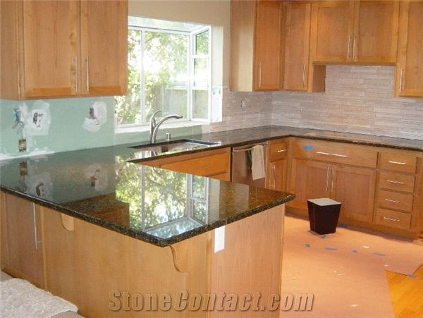 Uba Tuba Granite Countertop From United States 49826