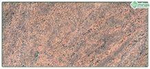 Jacaranda Granite Resined Slabs & Tiles, Brazil Red Granite