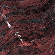 Rosso Rubino Stazzema Marble Slabs & Tiles, Italy Red Marble