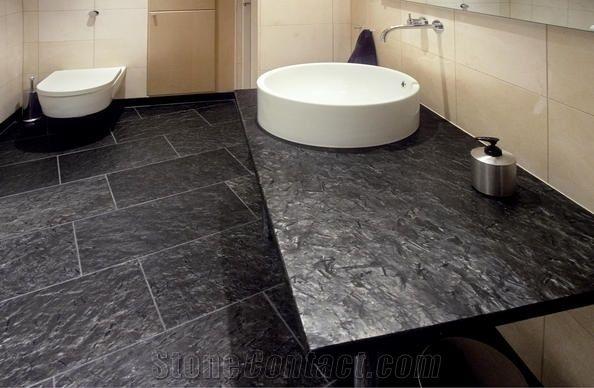 Finnmark Skifer Slate Bathroom Vanity Top Slate Floors