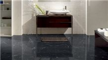 Nero Marquina Select Marble Flooring
