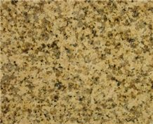 Yellow Binh Dinh Granite Tile